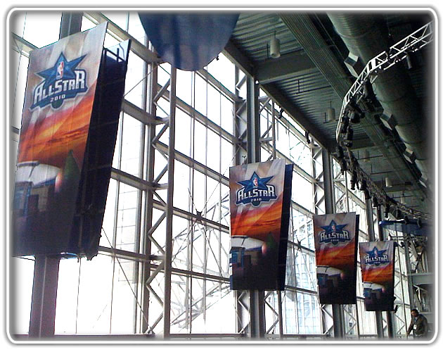 Event Signage and Display Installation Service solutions Dallas