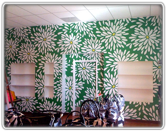 Mural Installation Solutions Houston